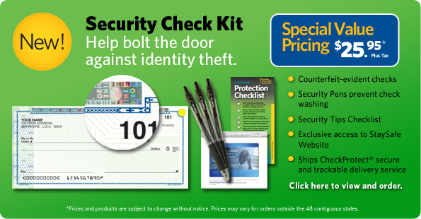 Security Check Kit