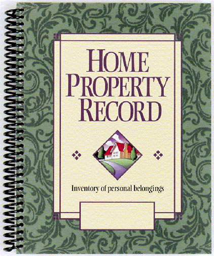Home Property Record 1